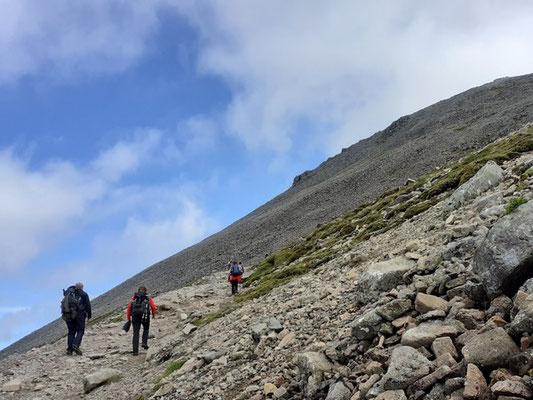 Ascent of Ben Nevis