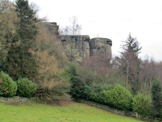 Cratcliffe Crags