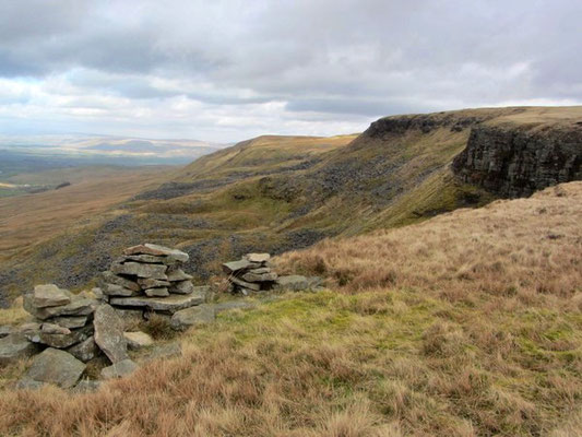 View along Mallerstang Edge