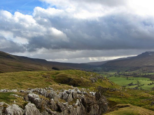 The Mallerstang Valley