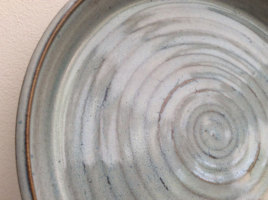 grote schaal 30cm steengoed € 55