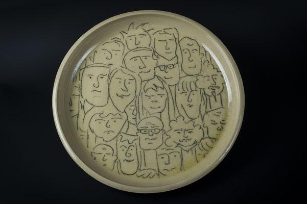 titel: publiek. aardewerk schaal € 55