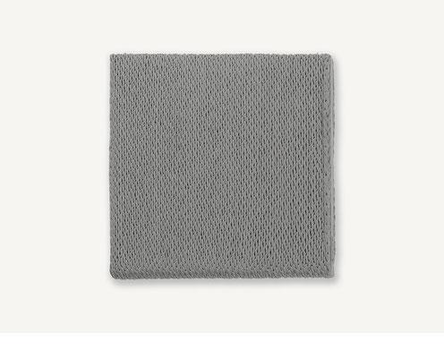 Barbara Reck-Irmler: Board 2 • 2017 • Textil, Schichtholz • 45 x 45 cm • Privatsammlung