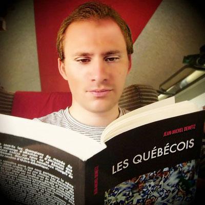 Lecture des Québécois de Jean-Michel Demetz