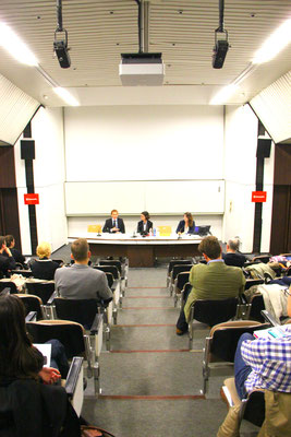 Conférence Olivaint - Sciences Po. du 27 mai 2013