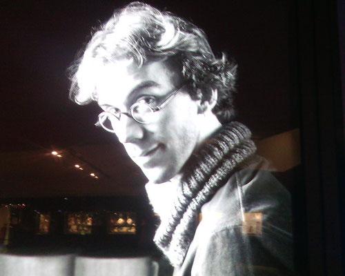 Fred Pellerin, conteur et chanteur