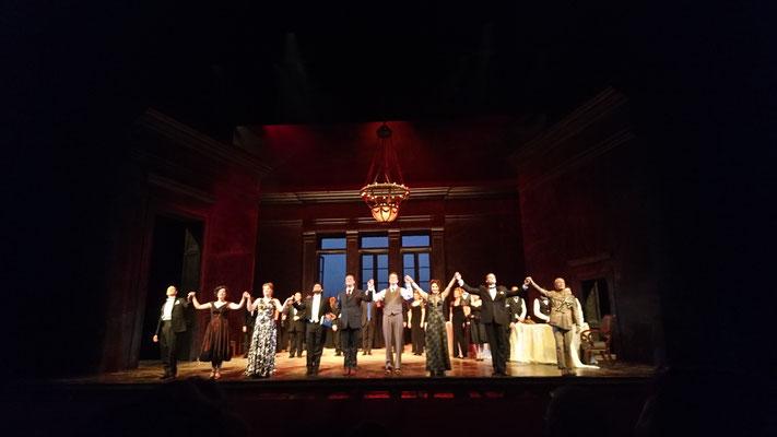 Don Giovanni en 2016 à l'Opéra de Montréal