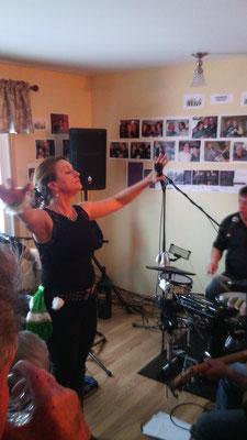 Musique en famille avec les Thouin à Mascouche