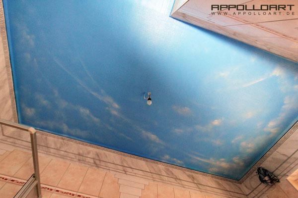 Flur neu gestalten- mit Airbrush Wandmalerei Innen Brandenburg