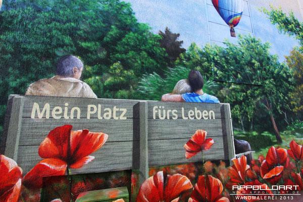 Fassadenkunst Brandenburg Graffirikünstler