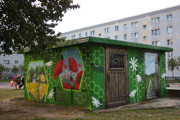 Fassadenmalerei Fassadenmamaler aus der Region