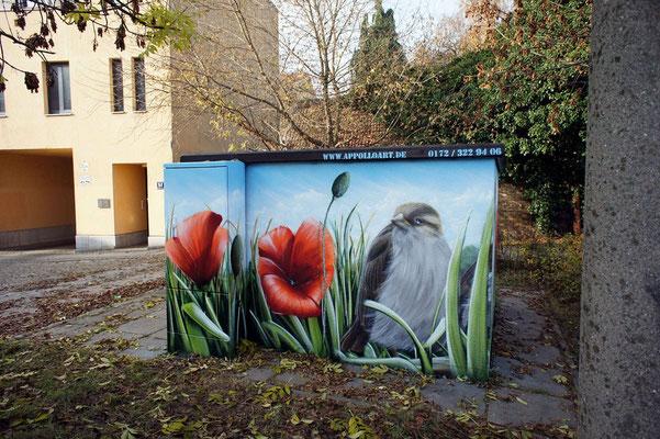 Graffiti Hannover-Graffiti Künstler