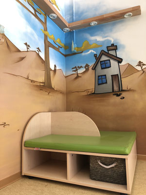 Kinderzimmer mit Graffitbilder gestalten lassen - Graffiti Bilder