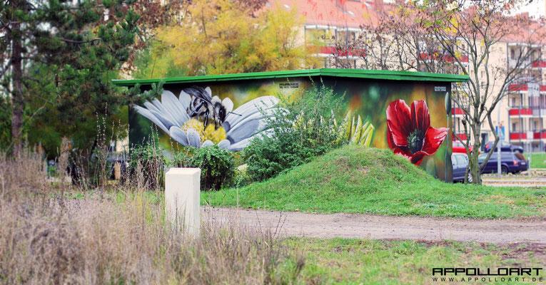 Was kostet ein Fassadenbild Preise für Fassadenkunst Graffiti