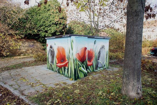 Fassadenkunst Berlin