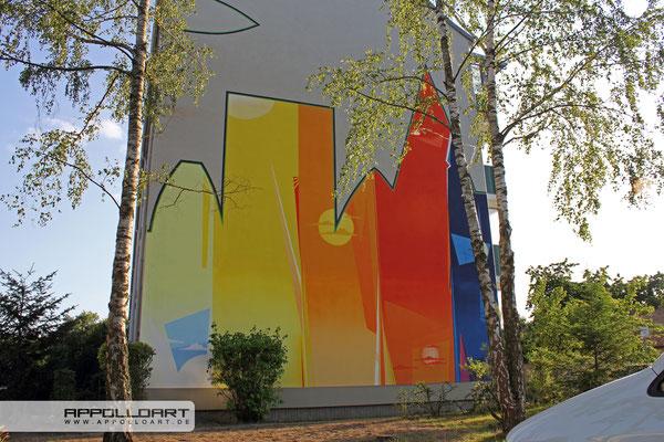 Graffiti Bilder Berlin Fassadenkunst Graffitikünstler