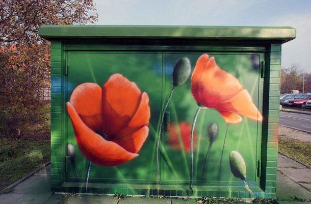 Fassadengestaltung Hauswand - Berlin