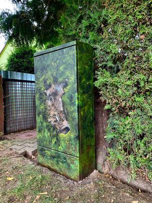 Graffitikünstler  buchen