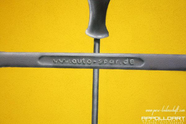 Auto-spar.de hat keine Kosten und Mühe gespart und uns köstlich versorgt Wandbild