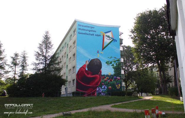 Farbgestaltung an der Immobilie der Wohnungseigentümer durch Auftragsmaler