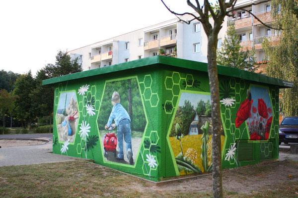 Graffitikünstler gesucht