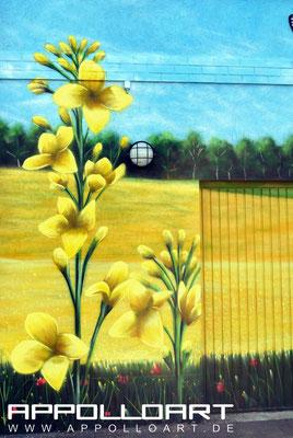Preise für Graffiti -Fassadengraffiti malen lassen