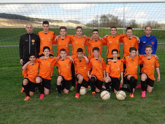 Groupe U14 - U15