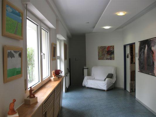 Kunsttherapie Tagesklinik Hohe Mark