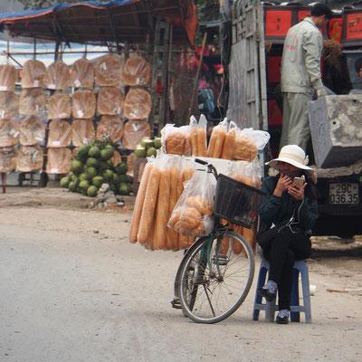 und noch ein Brot - Fahrrad