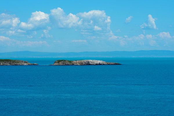 Inseln vor Sozopol