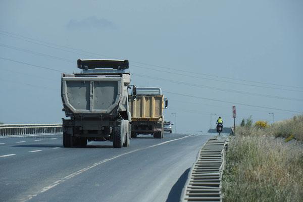 Türkische Autobahn