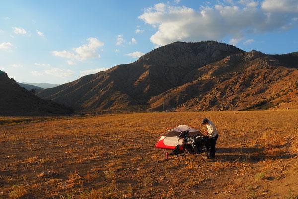 Traumhafter Campingplatz