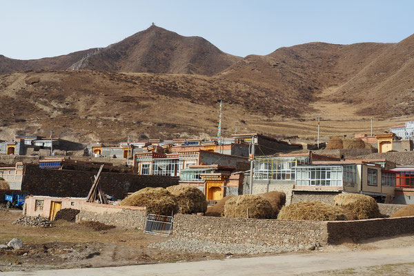 Dorfstruktur