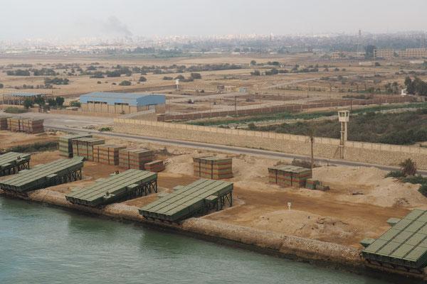 Suez Kanal Ägypten