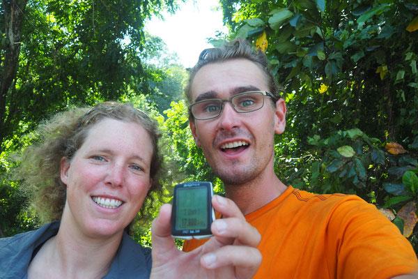17.000 geradelte Kilometer!  - Radreise - Cycletouring - Thailand