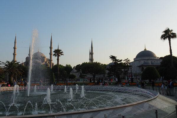 Platz vor der Hagia Sophia