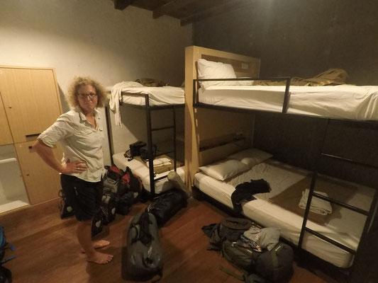 Ein Dorm für Pärchen  - Radreise - Cycletouring - Thailand