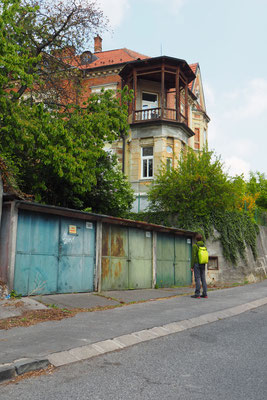 Spaziergang durch Bratislava