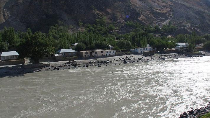 Der Erste Blick auf den Panji und Afghanistan!