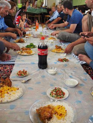 Mittagstafel