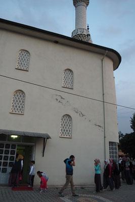 Die Moschee von Dedeler