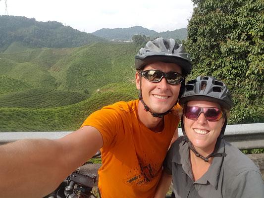 Selfietime  - Radreise - Cycletouring - Thailand