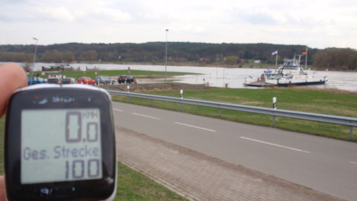 100km check!