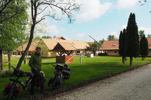 Der Reiterhof  Puszta Lovasudvar és Vendégház
