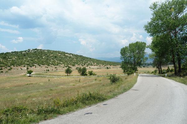Albanien - Radreise Alles in 12 Taschen