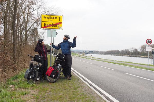 Auf Wiedersehen Hamburg