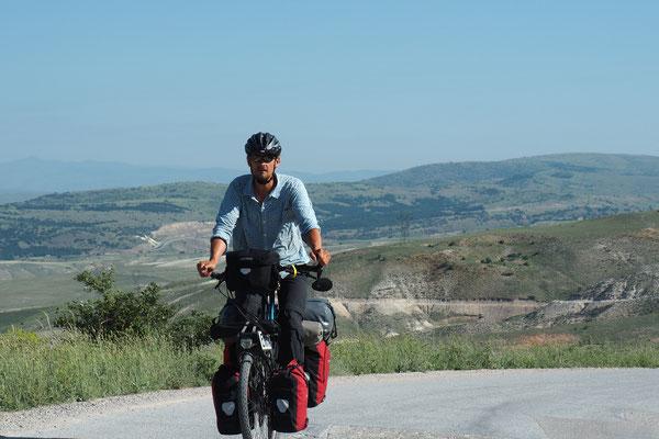 Stefan on the Road