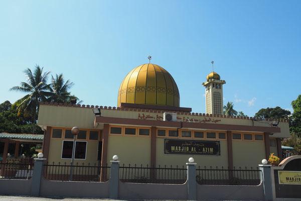 Noch mehr Moscheen  - Radreise - Cycletouring - Thailand