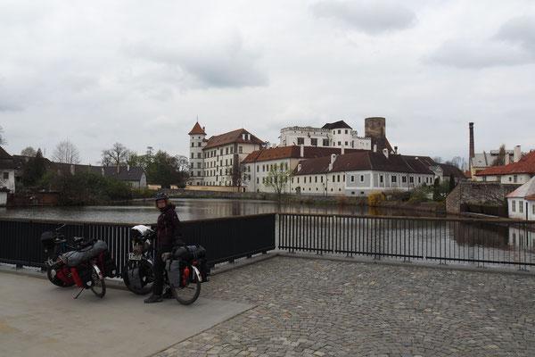 Burg von Jindrichuv Hradec