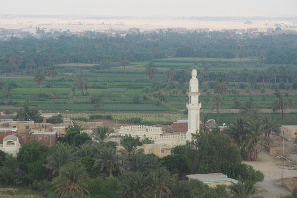 Ägyptisches Minarett
